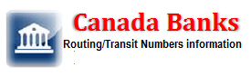 Canada Banks Routing Transit Numbers MICR,SWIFT Codes and Canada Bank Branch Address